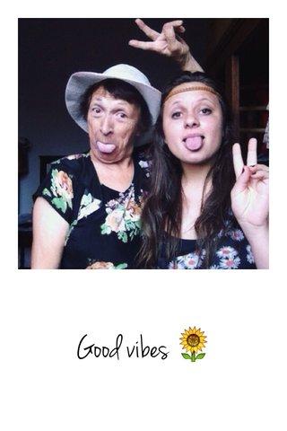 Good vibes 🌻