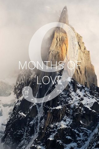 9 MONTHS OF LOVE