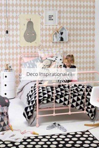 Deco Inspirational /1