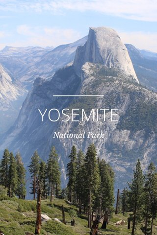 YOSEMITE National Park