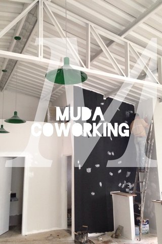M Muda Coworking