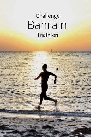 Bahrain Challenge Triathlon