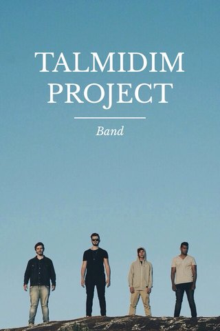 TALMIDIM PROJECT Band