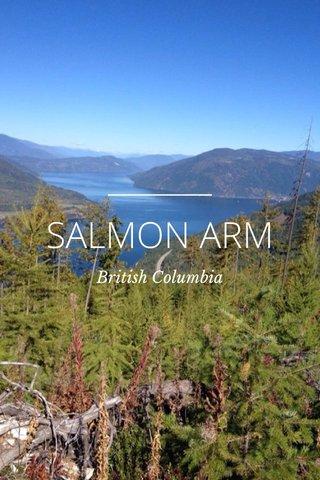 SALMON ARM British Columbia