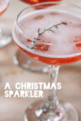 A Christmas Sparkler