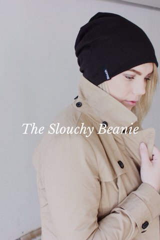 The Slouchy Beanie