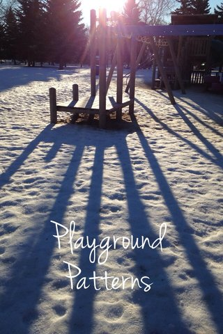 Playground Patterns