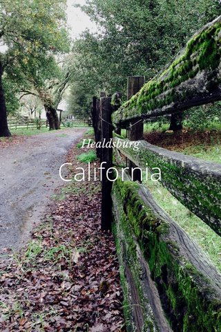 California Healdsburg