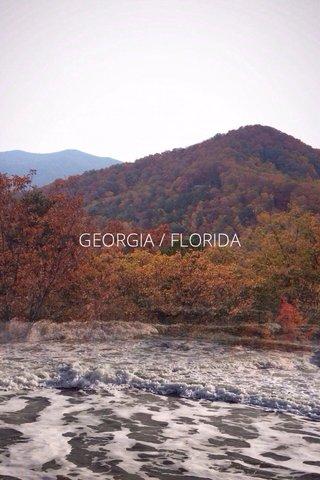 GEORGIA / FLORIDA