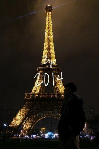 2014 Bye