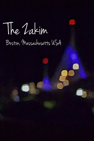 The Zakim Boston, Massachusetts USA