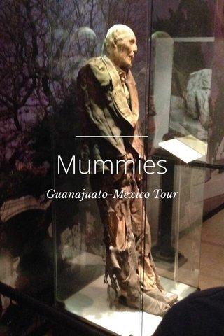 Mummies Guanajuato-Mexico Tour
