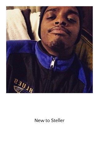 New to Steller