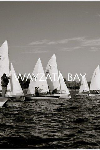 WAYZATA BAY