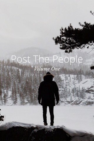 Post The People Volume One
