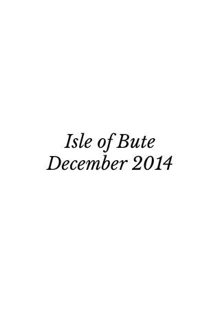 Isle of Bute December 2014