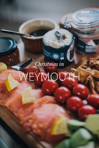 WEYMOUTH Christmas in
