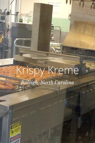 Krispy Kreme Raleigh, North Carolina