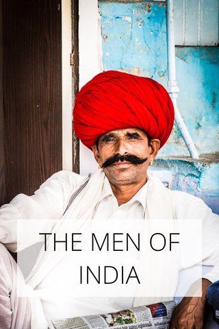 THE MEN OF INDIA