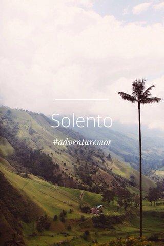 Solento #adventuremos