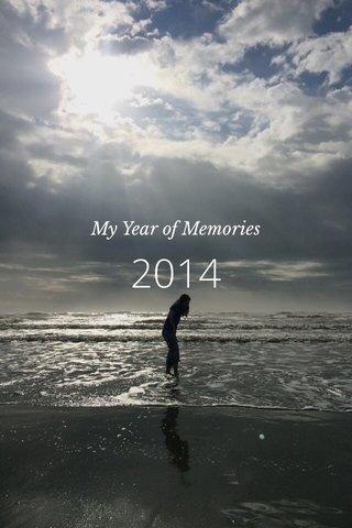 2014 My Year of Memories