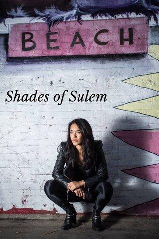 Shades of Sulem