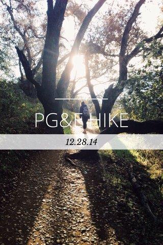PG&E HIKE 12.28.14