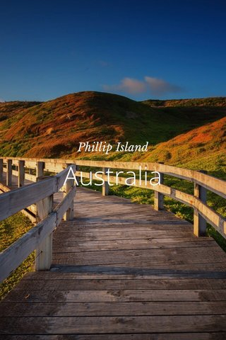 Australia Phillip Island