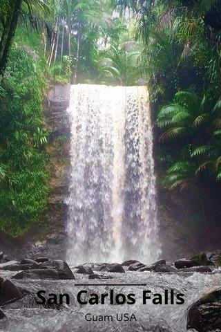 San Carlos Falls Guam USA