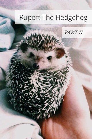 Rupert The Hedgehog PART II