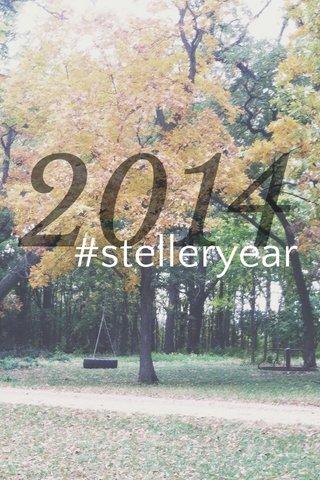2014 #stelleryear