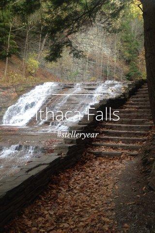 Ithaca Falls #stelleryear
