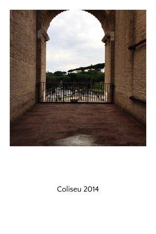 Coliseu 2014