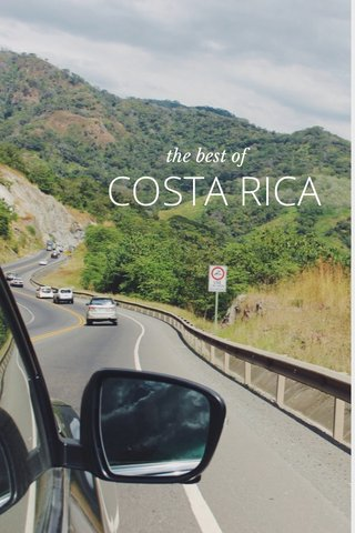 COSTA RICA the best of