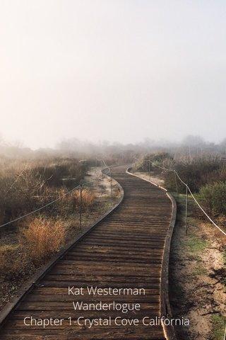 Kat Westerman Wanderlogue Chapter 1-Crystal Cove California