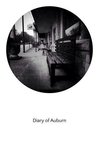 Diary of Auburn