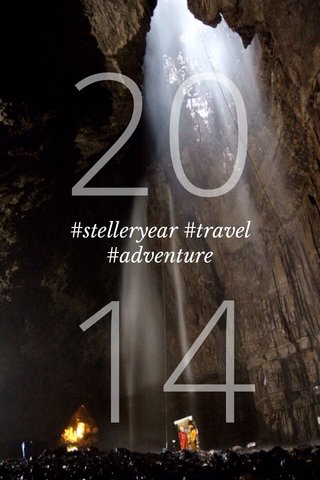 2014 #stelleryear #travel #adventure