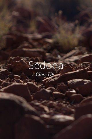 Sedona Close Up