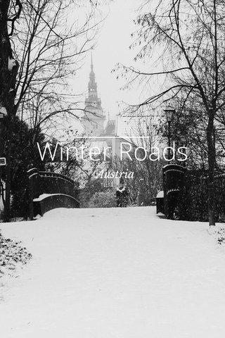 Winter Roads Austria