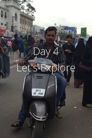 Day 4 Let's Explore