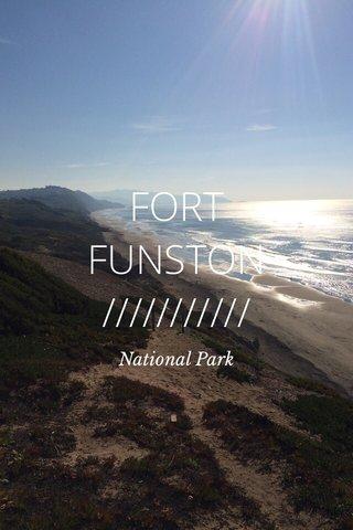 FORT FUNSTON /////////// National Park