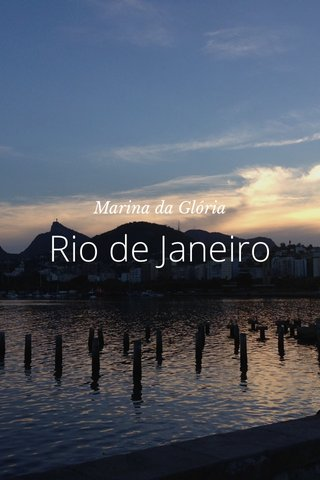 Rio de Janeiro Marina da Glória