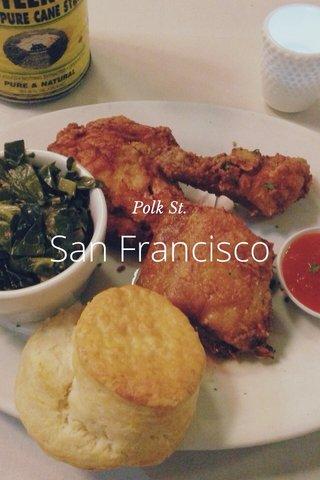 San Francisco Polk St.
