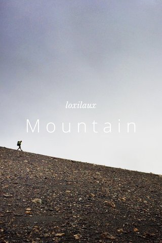 Mountain loxilaux