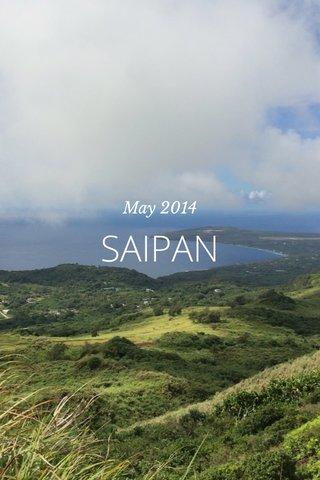 SAIPAN May 2014