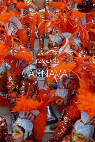 CARNAVAL Colombia's
