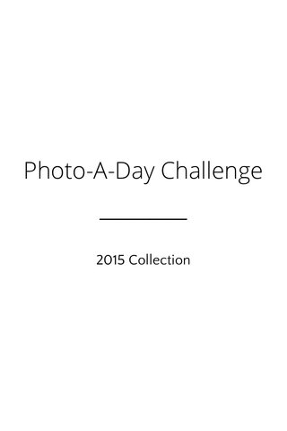 Photo-A-Day Challenge 2015 Collection