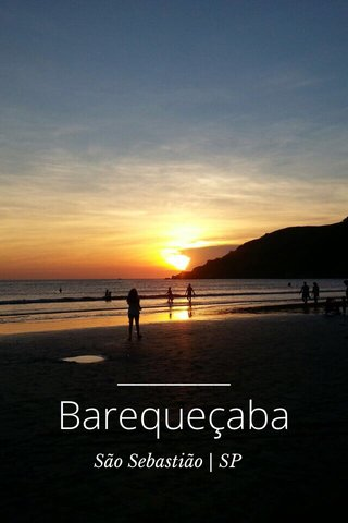 Barequeçaba São Sebastião   SP