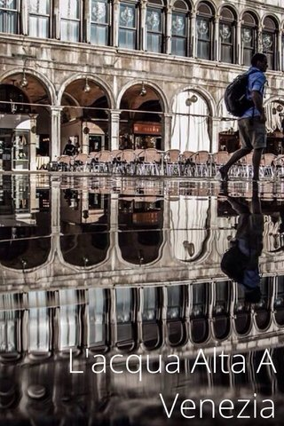 L'acqua Alta A Venezia