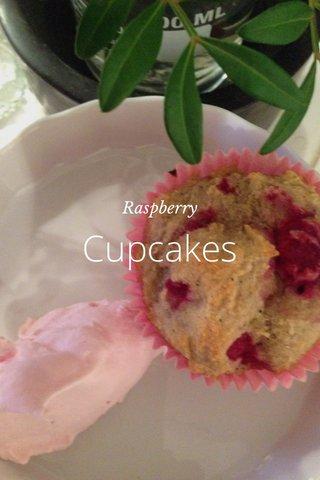 Cupcakes Raspberry